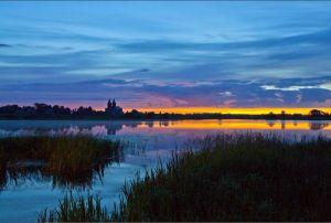 belarus photo de nuit