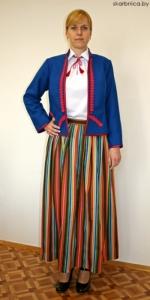 costume traditionnel biélorusse