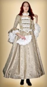 costume historique fabriqué au bélarus