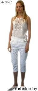 vêtement de lin fabriqué sur mesure au bélarus