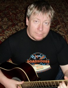 Yury Niesciarenka musicien biélorusse blues