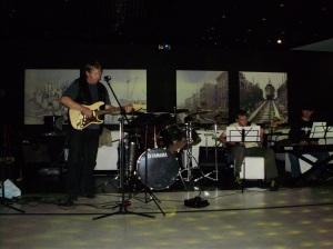 Yury Niesciarenka musicien biélorusse blues et son groupe White Night Blues