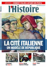 mensuel L'Histoire, Cité italienne - à donner à Minsk