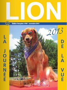 magazine Lion édition française No 661 Nov 2013 à donner à Minsk
