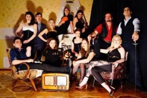 groupe de comédiens francophones au bélarus 2014