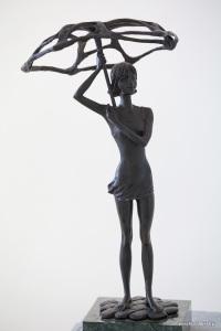 Zhbanov sculpture belarus expo 10