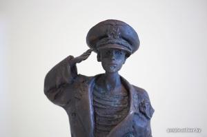 Zhbanov sculpture belarus expo 8
