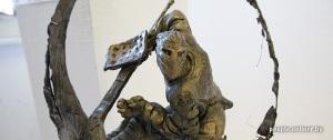 Zhbanov sculture belarus expo