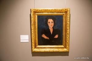 10 siècles de l'art au Bélarus exposition Minsk peinture