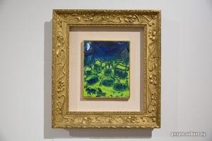 10 siècles de l'art au Bélarus exposition Minsk toile