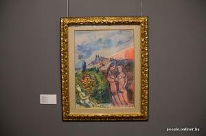 10 siècles de l'art au Bélarus exposition Minsk