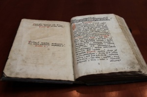 ancien livre biélorusse rare