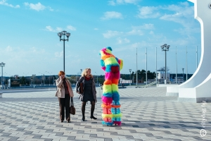 photos d'exposition d'avant-garde biélorusse  ouverture 2