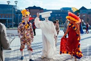 photos d'exposition d'avant-garde biélorusse  ouverture 4