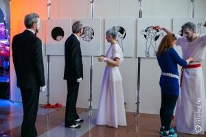 photos d'exposition d'avant-garde biélorusse ouverture 5