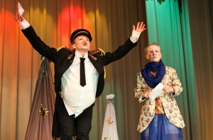 XX festival de theatre francophone amateur minsk