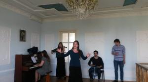 MOO Teatro Concert de piano et de numéro vocaux juin 2014