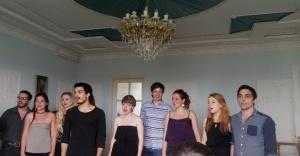 comédiens français à Minsk - MOO Teatro et Demain le Printemps