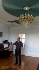 Elouan Hardy - MOO Teatro Concert de piano et de numéro vocaux juin 2014