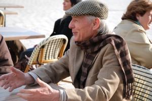 écrivain Michel Louyot