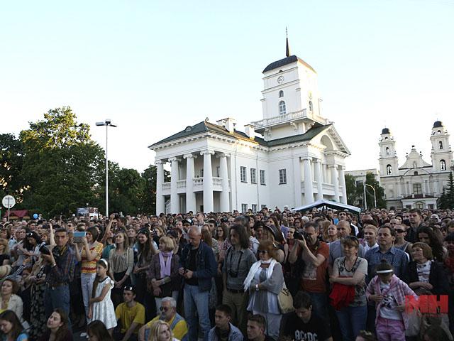 concert de jazz gratuit à minsk