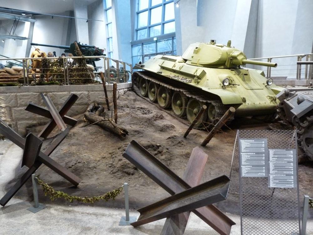 musée de la guerre minsk