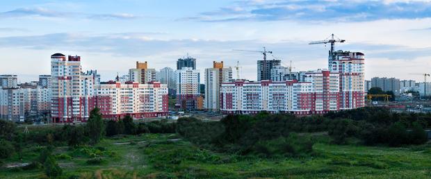 quartiers dortoirs à minsk