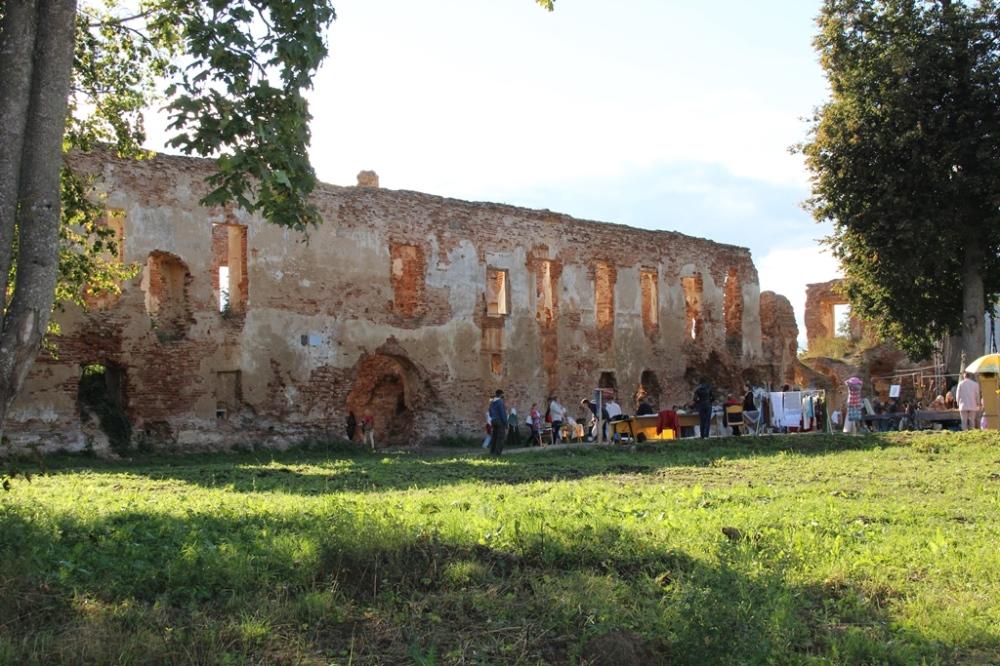 galshansky zamak