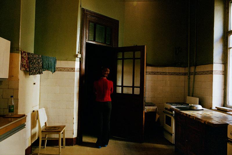 photo de l'exposition photo  Kommunalka de Françoise Huguier à Minsk