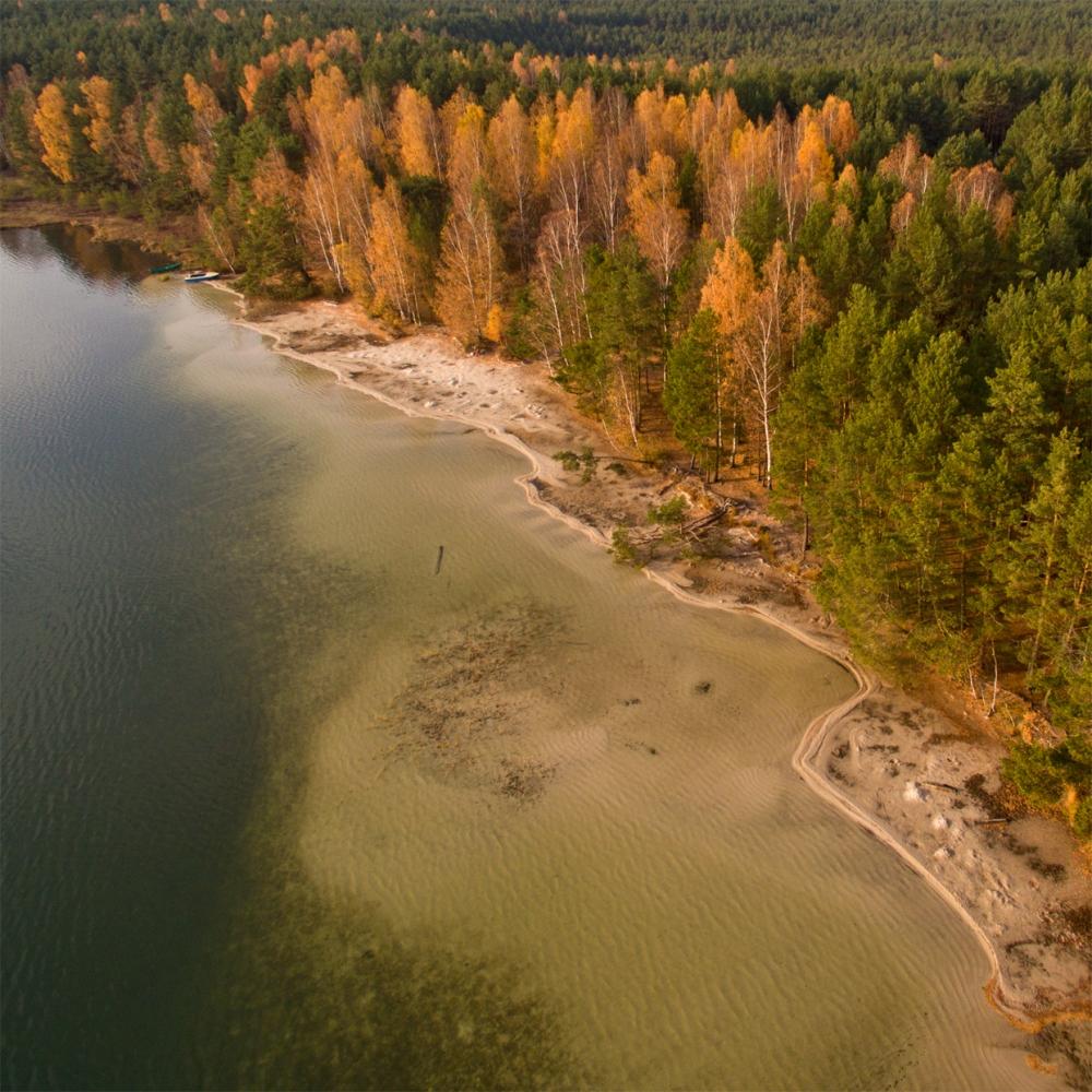 les paysage biélorusses