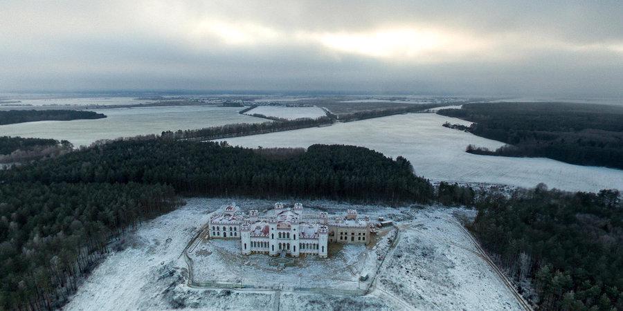 château de Kossovo belarus