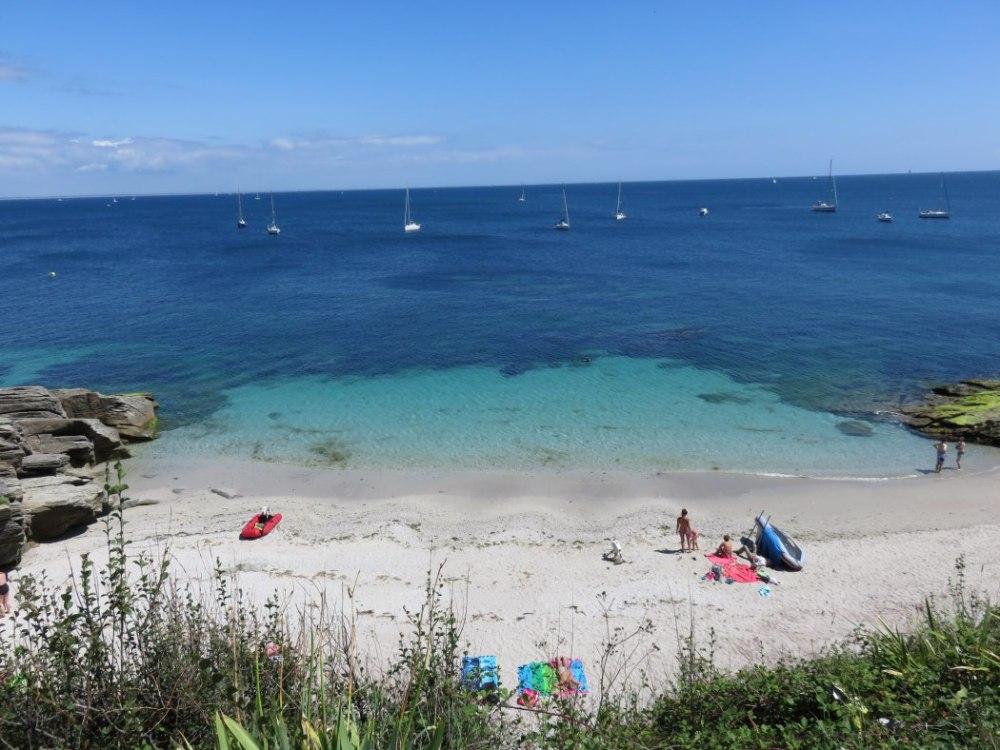 Village Vacances Famille Ile de Groix plage