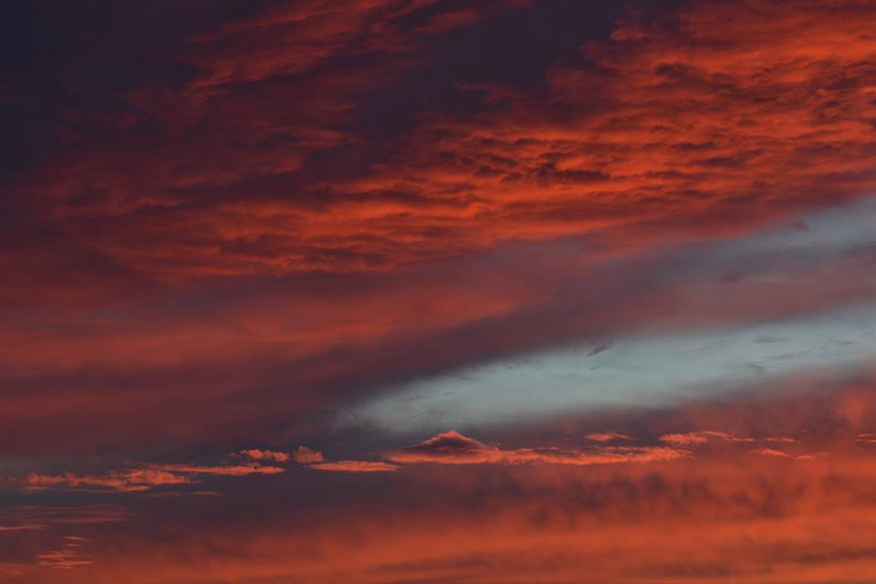 coucher du soleil belarus