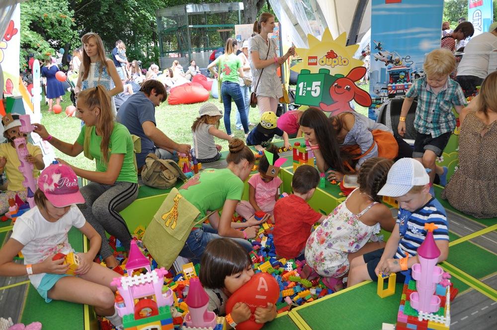 festival avec enfants bélarus