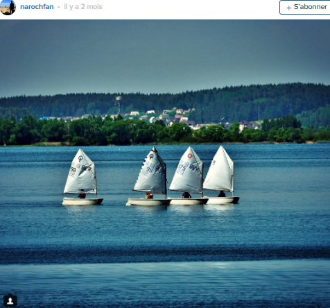 paysages nautiques belarus photo par narochfan