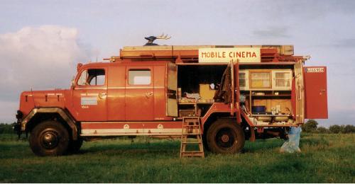 cinéthéâtre mobile