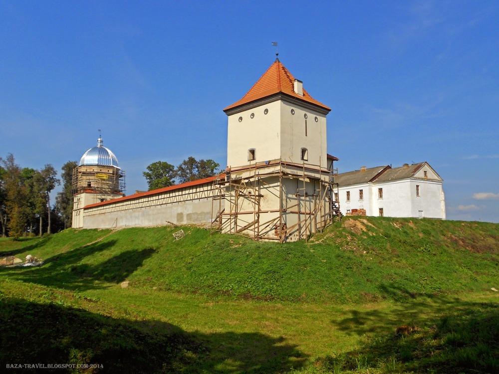 château de lubcha belarus