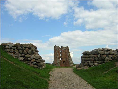 château de navagrudak belarus