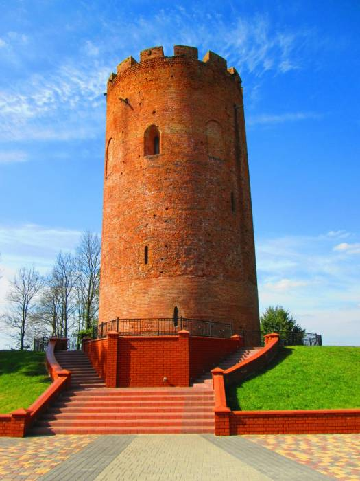 tower_of_kamyenyets belarus