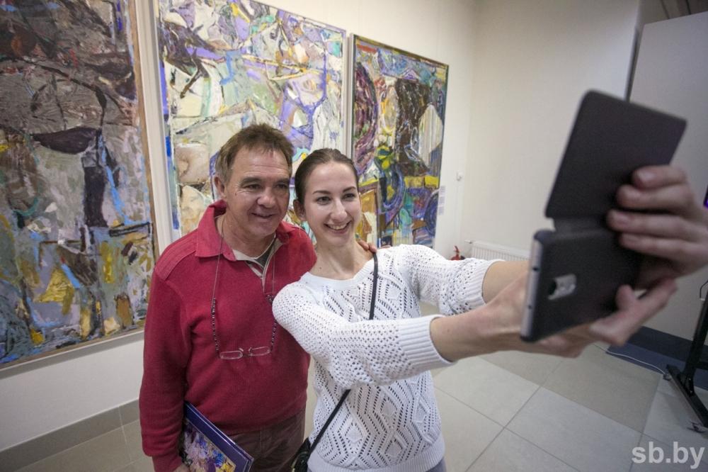 Luis Rodriguez exposition à minsk