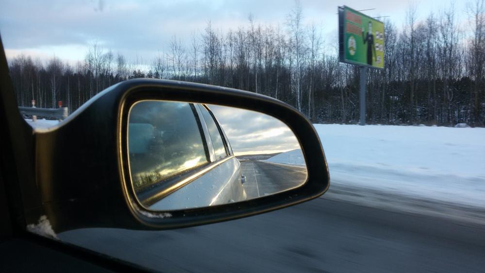 Placard autoroute biélorussi