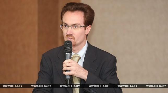 Fabien Bellat à Minsk
