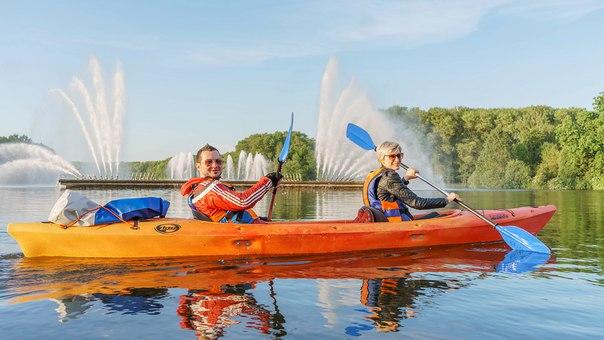 Kayak Svislach