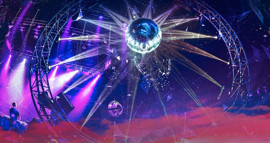 Festival biélorusse de musique électronique 7 juillet 2017