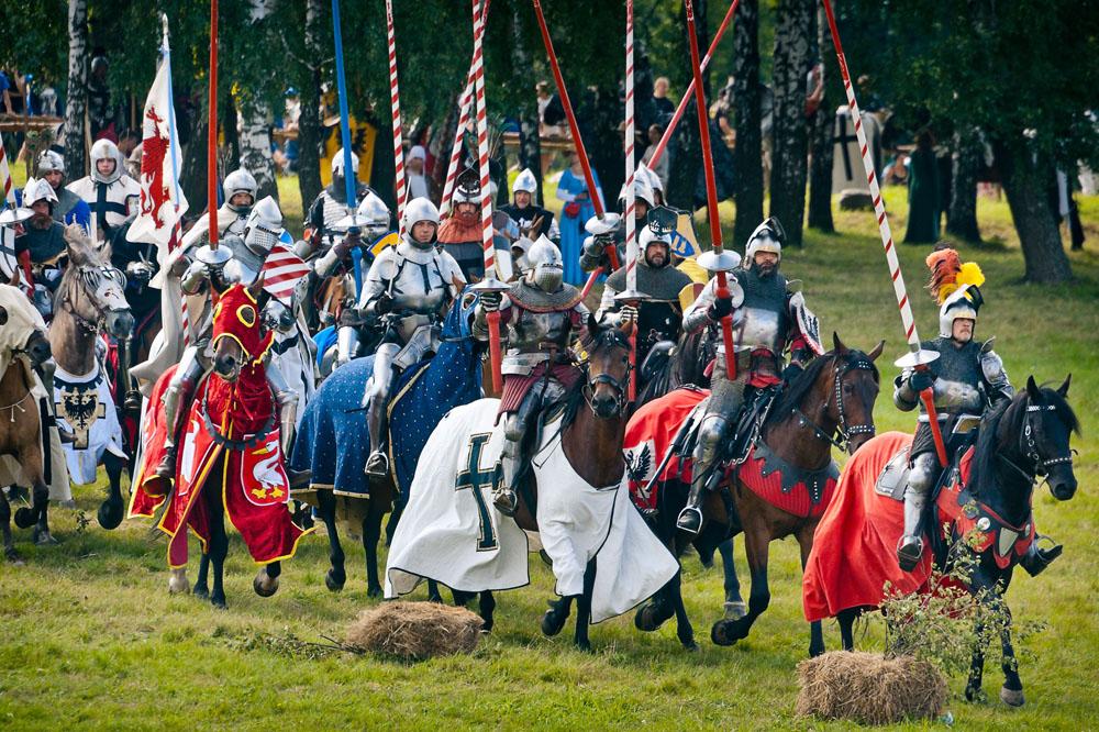 Festival de culture et musique médiévale Notre Grunwald