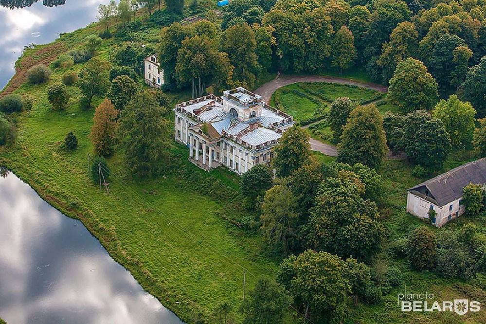Palais royal à Żamyslaŭl Bélarus aux enchères