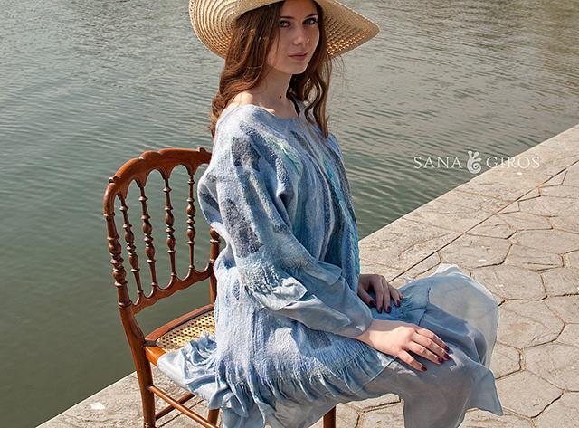 vêtement écologique pour femmes