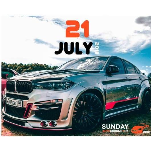 sunday 2018 festival automobile grodno